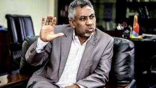 """Le ministre de l'information de l'Erythrée Yemane Gebre Meskel a répondu à l'appel à la paix lancé par le nouveau Premier ministre éthiopien, Abiy Ahmed, en déclarant que la """"balle est restée trop longtemps dans le camp de l'Ethiopie."""