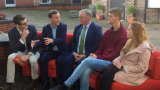 Chris Morris with Ben Thompson and guests