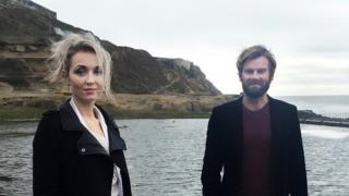 Thordis Elva and Tom Stranger