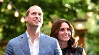 принц Вільям і герцогиня Кембриджські