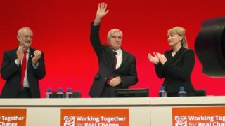 John McDonnell after his conference speech