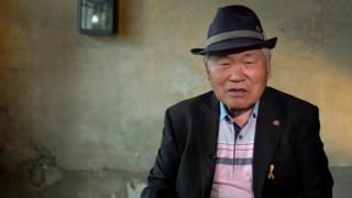 Ông Kim Young-Sik đã bị giam giữ 26 năm trong nhà tù Nam Hàn