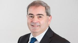 Scottish Friendly chief executive Jim Galbraith