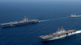 ناوگان پنجم نیروی دریایی آمریکا