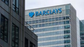 Barclays at Canary Wharf