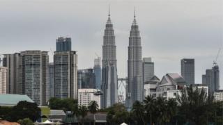 Byabereye mu karere ko muri uyu murwa mukuru Kuala Lumpur wa Malaysia