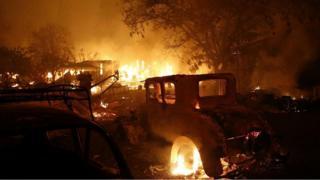जंगल के आग पर काबू कैसे पाया जा सकता है?