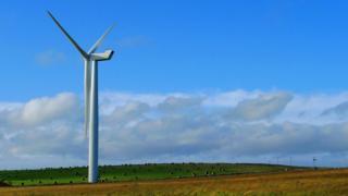 Orkney turbine