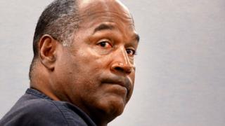 OJ Simpson pictured in 2013