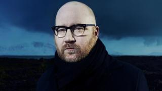 The Theory of Everything music composer Johann Johannsson