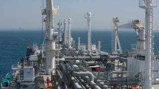 سفينة إسرائيلية لنقل الغاز الطبيعي