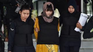 Việt Nam, Malaysia, Đoàn Thị Hương, Kim Jong-nam