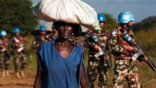 Onu ifise abasirikare 16.000 muri Sudani y'epfo