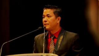 Wangkhem ya soki Babban ministan Manipur ne da Jam'iyyar BJP
