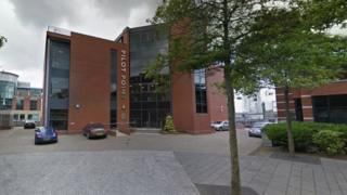 Totalmobile is based at the Pilot Point building in Belfast docks
