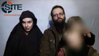 الرهينة الكندي وزوجته