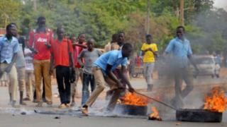 Fermeture du campus de Niamey après des violences.