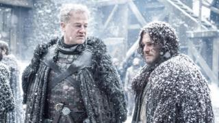 Owen Teale in the fifth season of Game Of Thrones