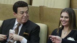 Кобзон и Кабаева
