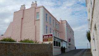Belle Vue Hotel Alderney