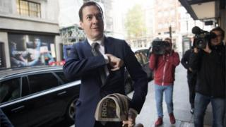 George Osborne was a surprise appointment at Evening Standard, and initially said he would continue as an MP