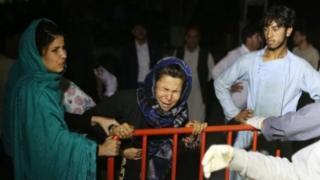 ਕਾਬੁਲ : ਵਿਆਹ ਵਿੱਚ ਧਮਾਕਾ ਕਈ ਦਰਜਣਾਂ ਮੌਤਾਂ ਦਾ ਖ਼ਦਸ਼ਾ