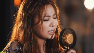 La cantante surcoreana JeA