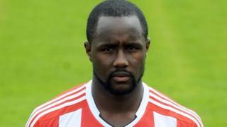Sunderland midfielder Cabral
