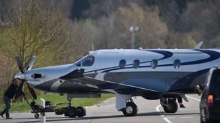 Un accidente de avión deja 9 muertos y 3 sobrevivientes en Estados Unidos - BBC News Mundo