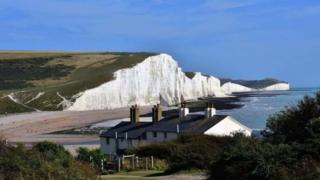Seven Sisters at Cookmere Haven