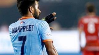 हॉकी विश्व कप 2018, मनप्रीत सिंह