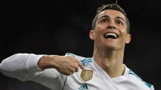 Cristiano Ronaldo ashinda tuzo mwanasoka bora