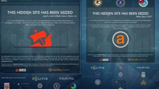 Las autoridades venían monitoreando a AlphaBay y Hansa desde junio