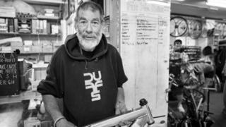 Bristol Bike Project's Tony Green