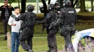 تیراندازی در نیوزیلند