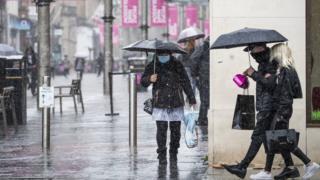 Heavy rain brings flood risk warning for UK homeowners