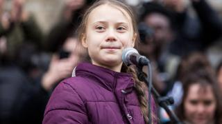 science Greta Thunberg