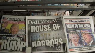 Американская пресса