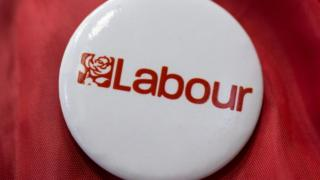 Labour Party badge
