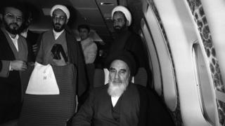The plane journey that set Iran s revolution in motion