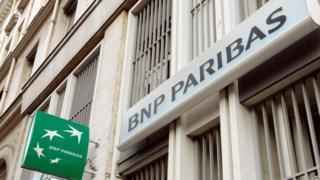BNP Paribas bank