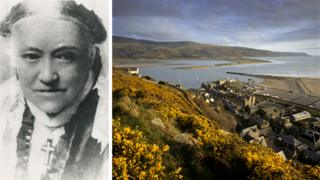 Fanny Talbot and Dinas Oleu, which she donated to National Trust