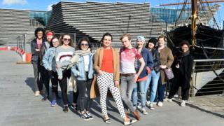 V&A Dundee's Young People's Collective