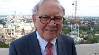 Warren Buffett, BBC TWO - Monday 26th October 2009