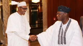 Obasanjo ati Buhari