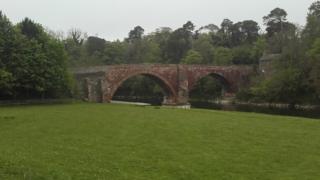 Lowood Bridge
