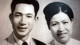 Vợ chồng nhà tư sản Trịnh Văn Bô - Hoàng Thị Minh Hồ