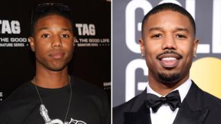 Michael B Jordan 10 years ago verses now.