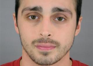 Alexander Palmer police mugshot