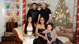 Crooke family photo
